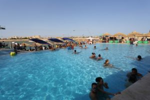 Sliders Cable Park in El Gouna Red Sea