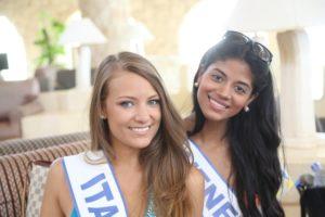 Top Models at Citadel Azur Resort Egypt
