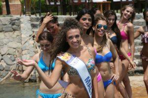 Top Model of the World Lagoon Trip