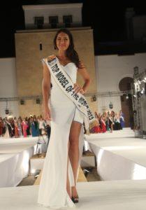 El Gouna – Elena Kosmina gewinnt Top Model of the World 2015 in El Gouna Ägypten