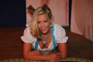 1. Kölner Oktoberfest im großen Festzelt