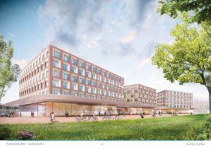Hauptbahnhof Münster Ostseite – Das neue Gesicht