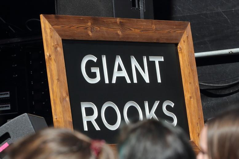 giant rooks ETA