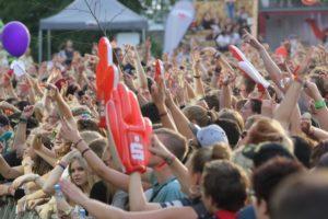 Juicy Beats Festival 2017 in Dortmunder Westfalenpark