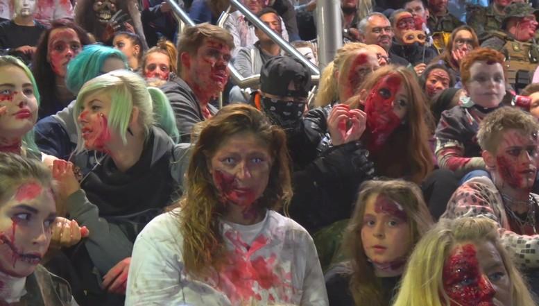 Zombiewalk Essen