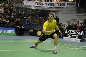 YONEX German Open Badminton Grand Prix Gold-Turnier