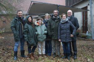 Goth – Auftaktfilm für die dritte Nordlichter-Staffel mit Julia Hartmann
