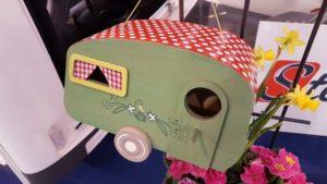 Reise + Camping und Fahrrad Essen mit Video