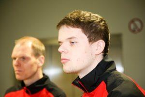 YONEX German Open Badminton Championships Pressegespräch