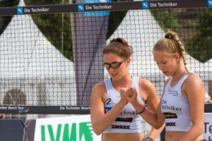 Topgesetzte Frauenteams der Qualifikation verpassen Hauptfeldeinzug