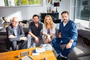 Die Toten von Marnow mit Petra Schmidt-Schaller und Sascha Gersak