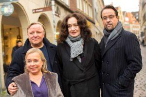 """Drehstart für """"Tatort – Limbus"""" aus Münster"""