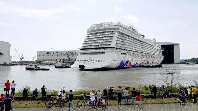 world dream kreuzfahrtschiff mey