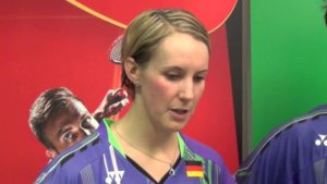 Yonex German Open 2015 Michael Fuchs und Birgit Michels
