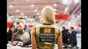 Essen Motor Show gewinnt das Goldene Stadttor auf der ITB