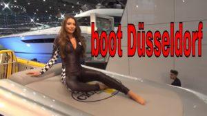 Boot Düsseldorf: Riesen-Stimmung in den boot-Hallen