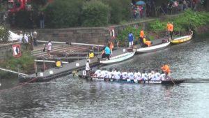 19. Mülheimer Drachenboot-Festival