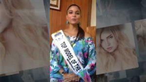 Greetings Top Model of the World Tania Valencia Cuero
