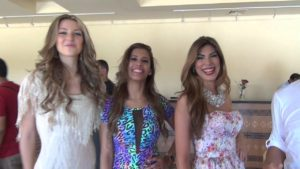 Top model of the World 2015 Interview
