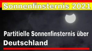 Sonnenfinsternis 2021