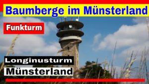 Baumberge im Münsterland bei Nottuln