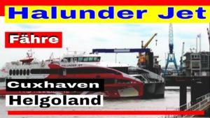 Halunder Jet Helgoland