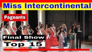Miss Intercontinental 2012