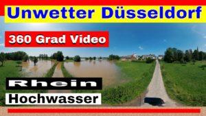 Unwetter Düsseldorf-Himmelgeist