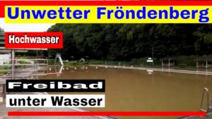 Unwetter Fröndenberg